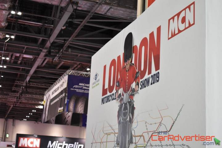 London Motorcycle Show 2019